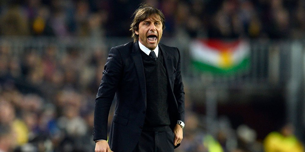 Antonio-Conte Inter Milan Coach