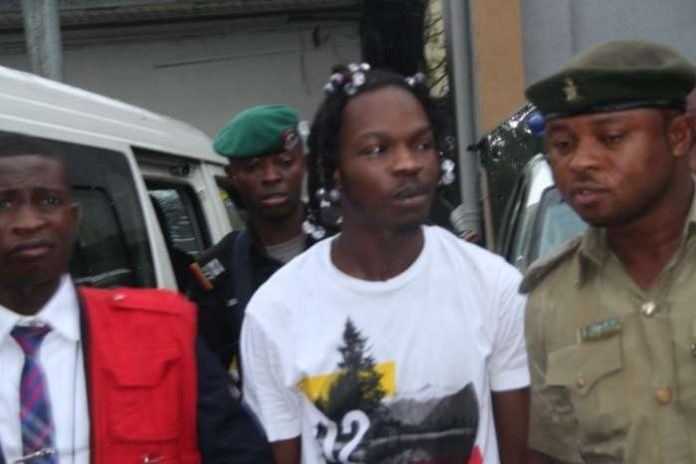Naira Marley Arrested by the police