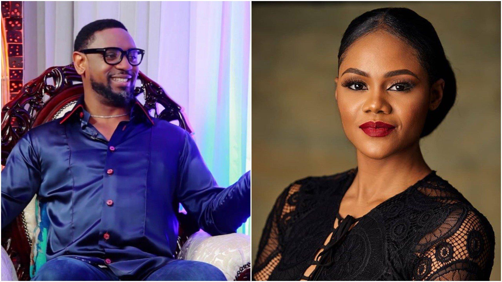 Fatoyinbo Raped Me – Timi Dakolo's Wife